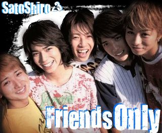 Friends only arashi
